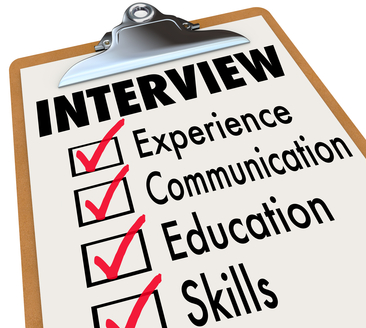 property management company interviewing