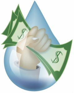 tips for conserving water